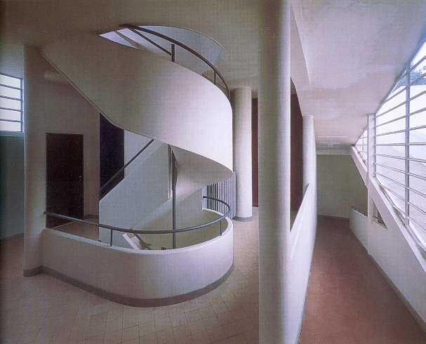 archi ve villa savoye. Black Bedroom Furniture Sets. Home Design Ideas